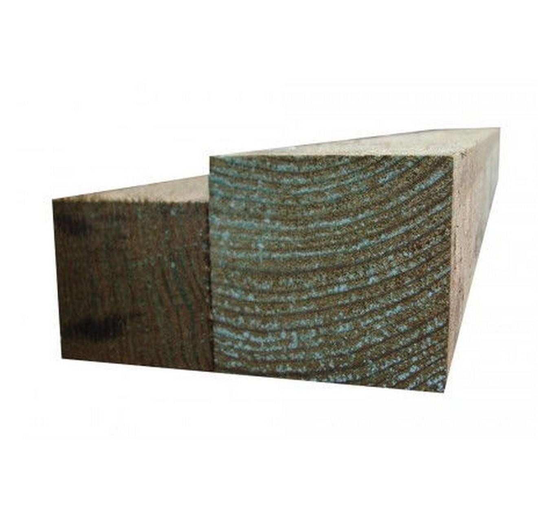 Square Post Sawn 2.40m 75x75