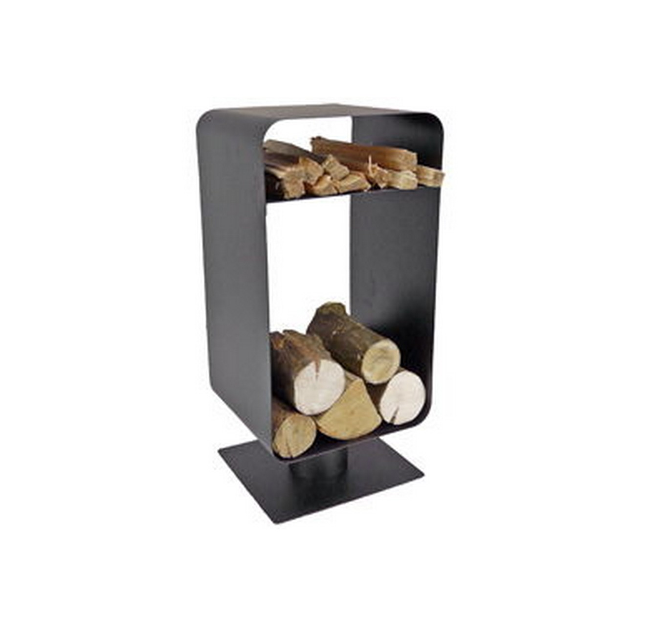 Nordic Log Holder - Black