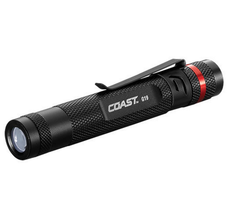 G19 Penlight Torch - 54 Lumens