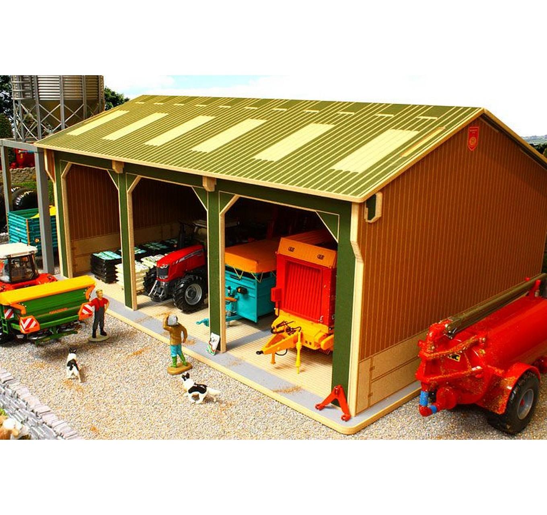 Big Basics Open Barn 3 Bays
