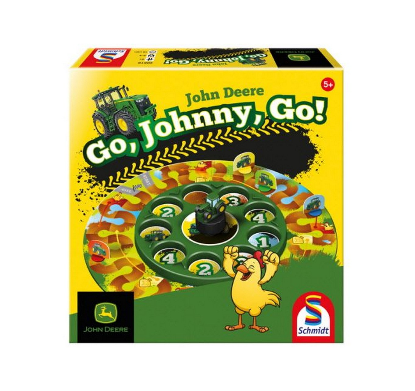 Go, Johnny, Go! Game