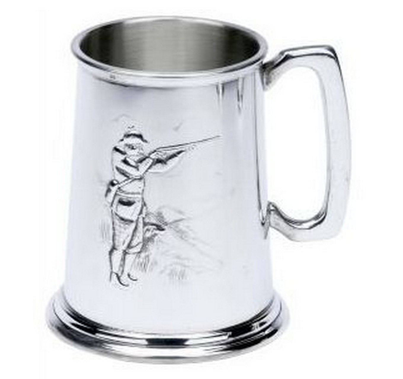 Tankard Pewter - Shooter
