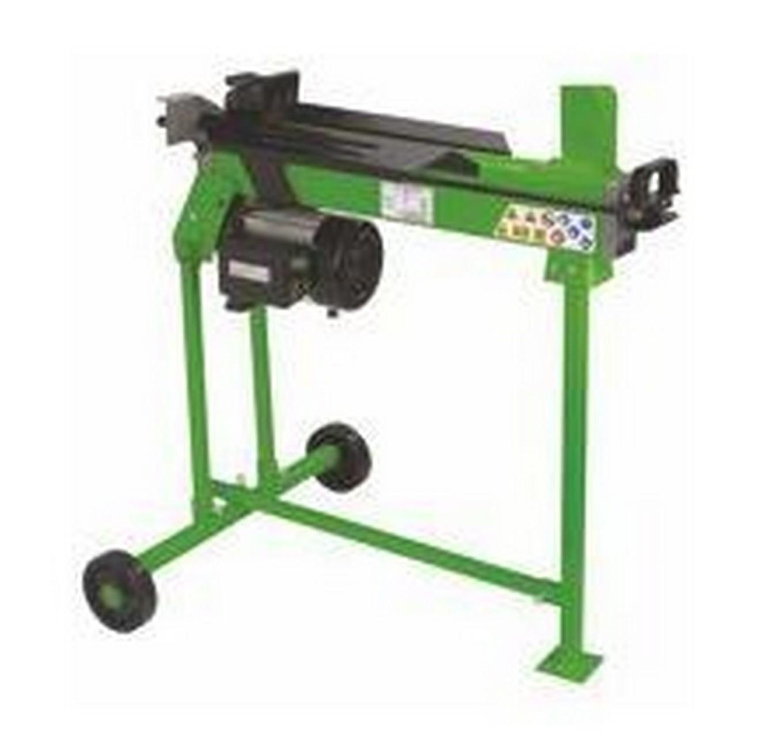 6 Ton Log Splitter & Stand