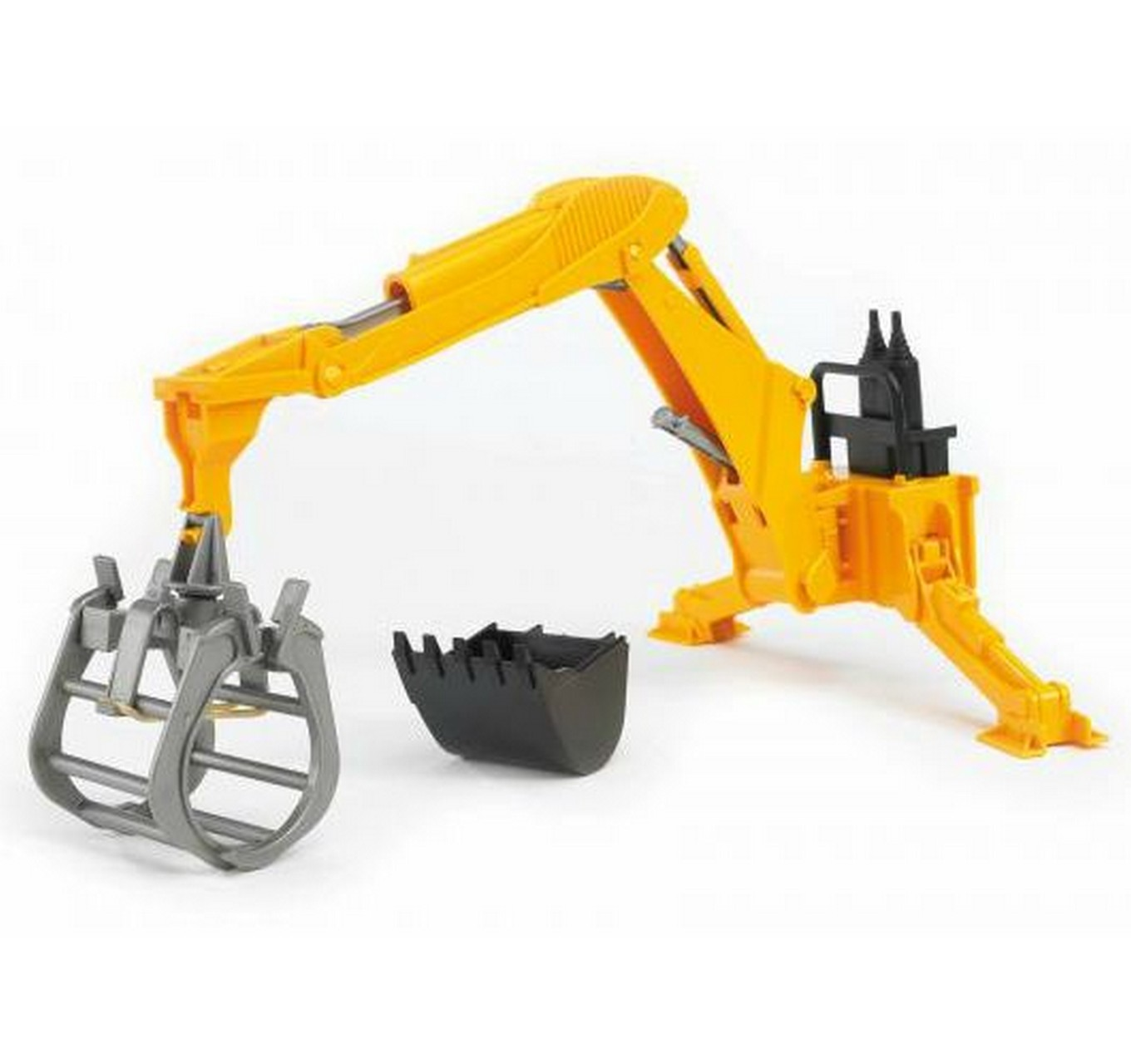 Rear Hydraulic Arm & Grab