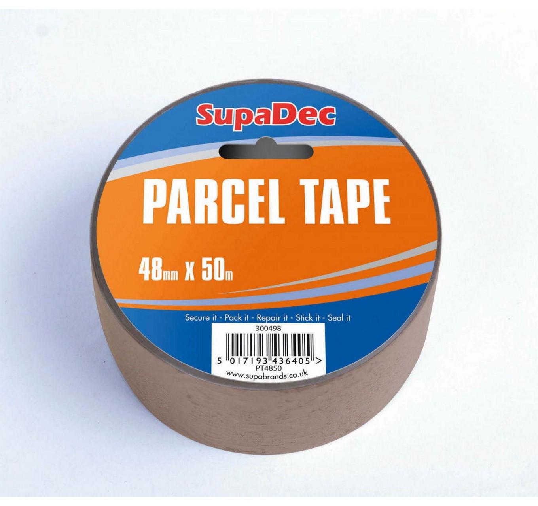 Parcel Tape Brown 48mm X 50m