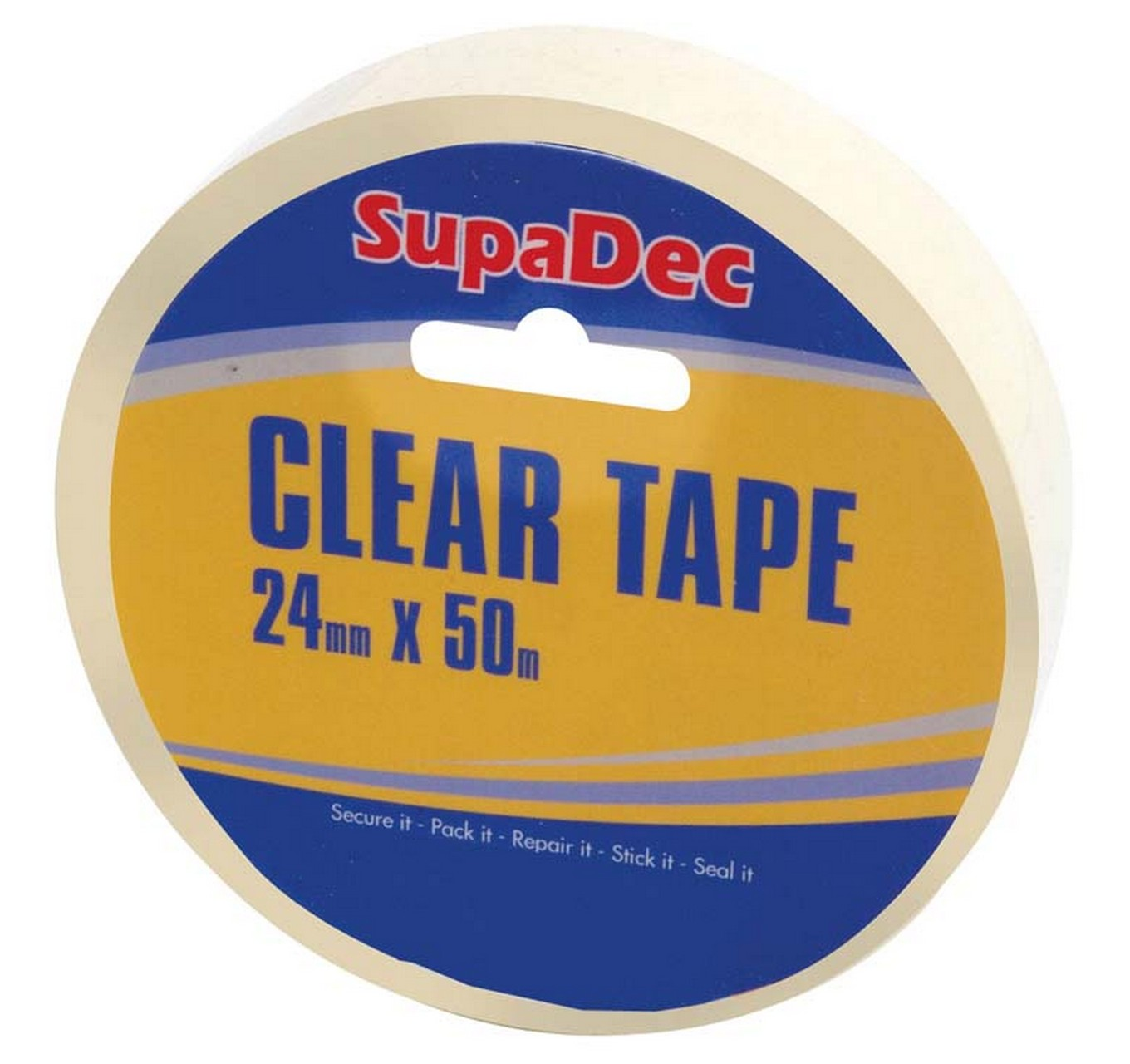 Clear Tape 24mm X 50m