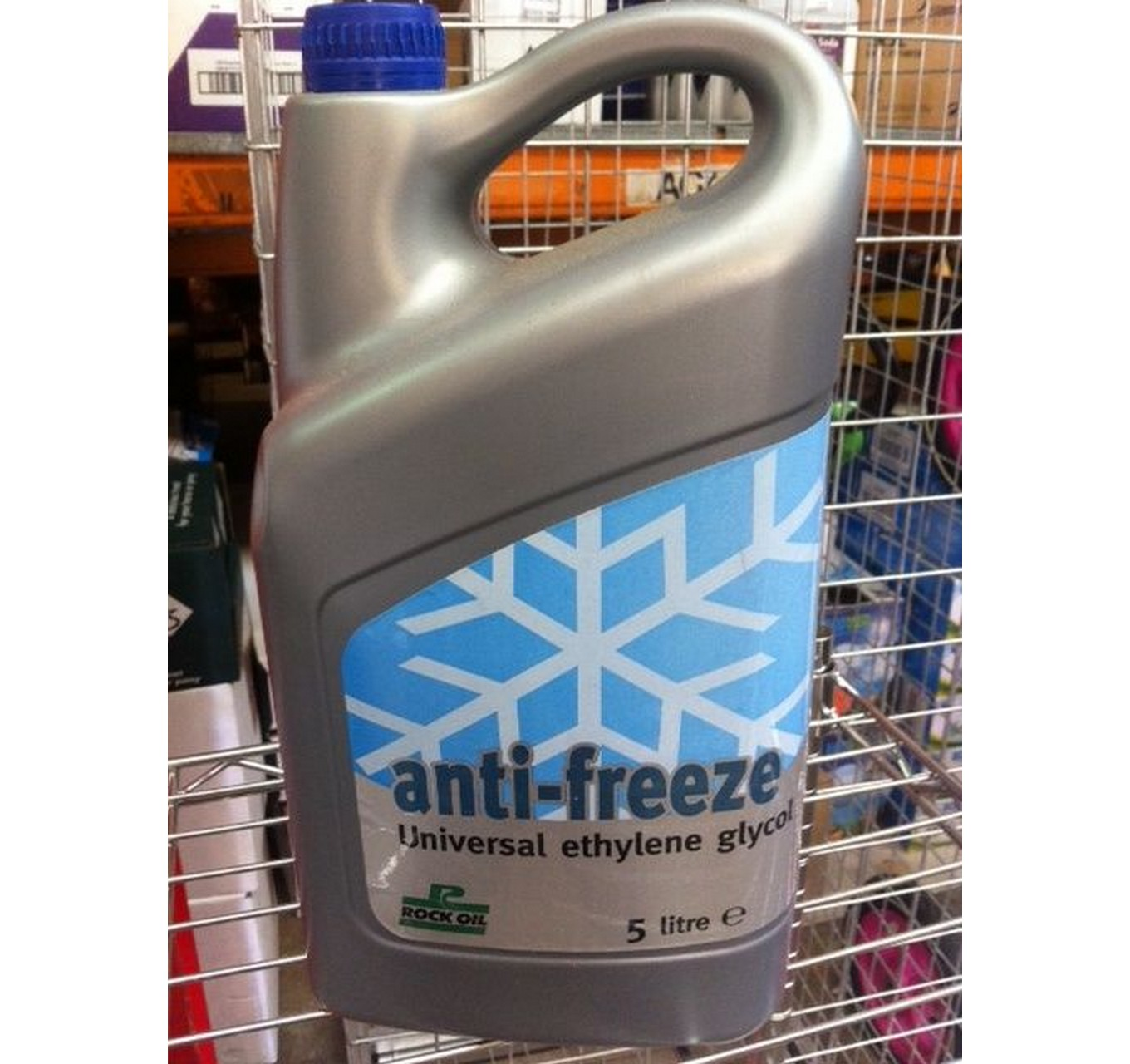 Antifreeze 5ltr