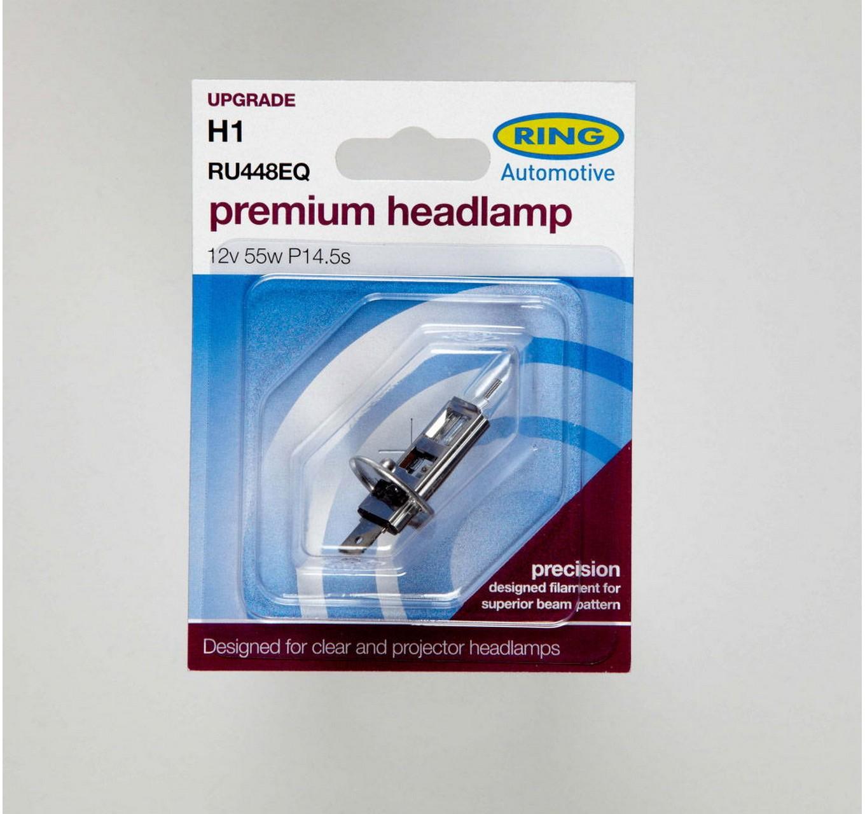 Headlamp Bulb H1