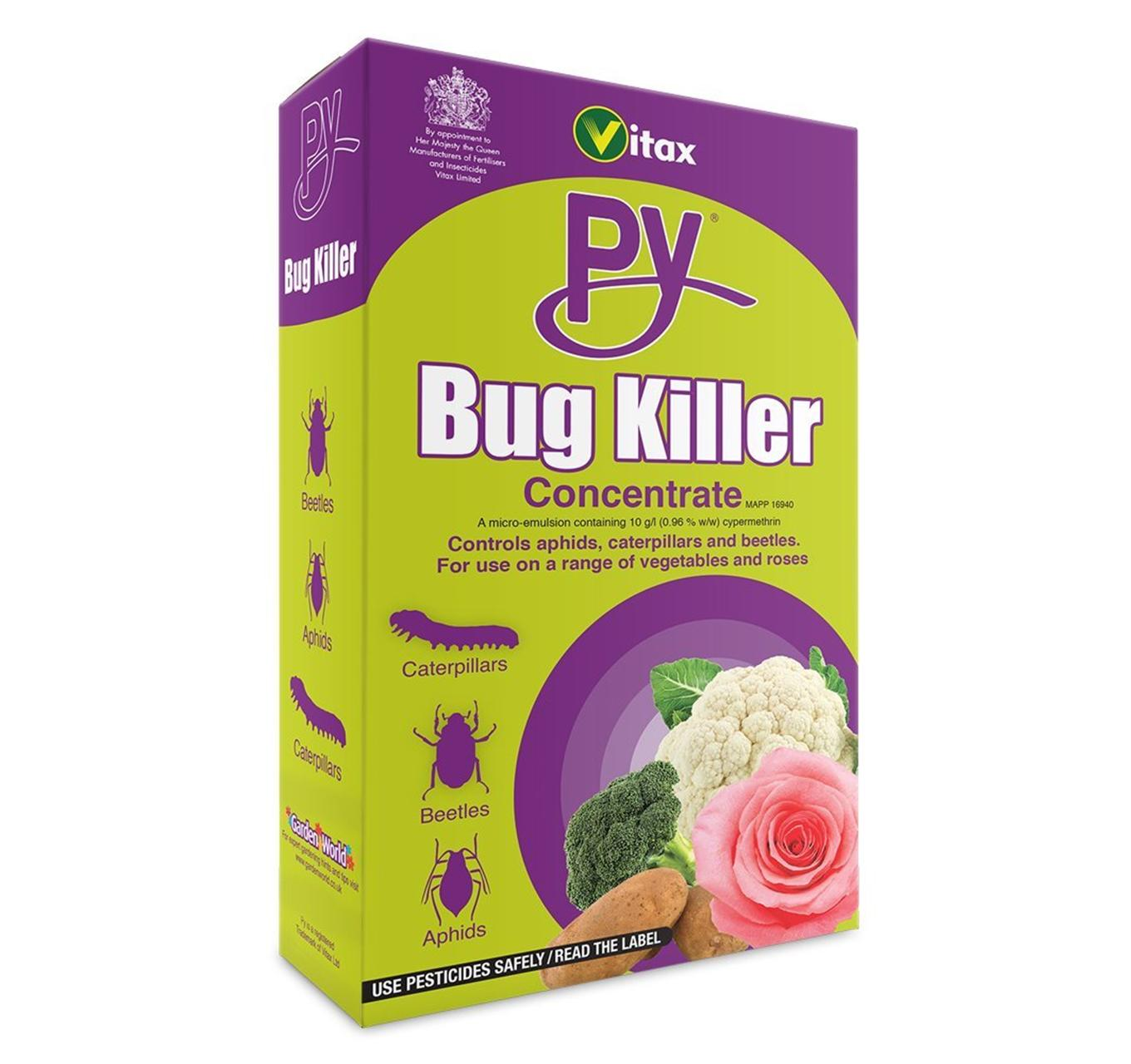 Py BugKiller Concentrate 250ml
