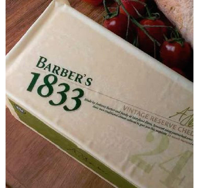 Barbers Vintage 1833 1kg+