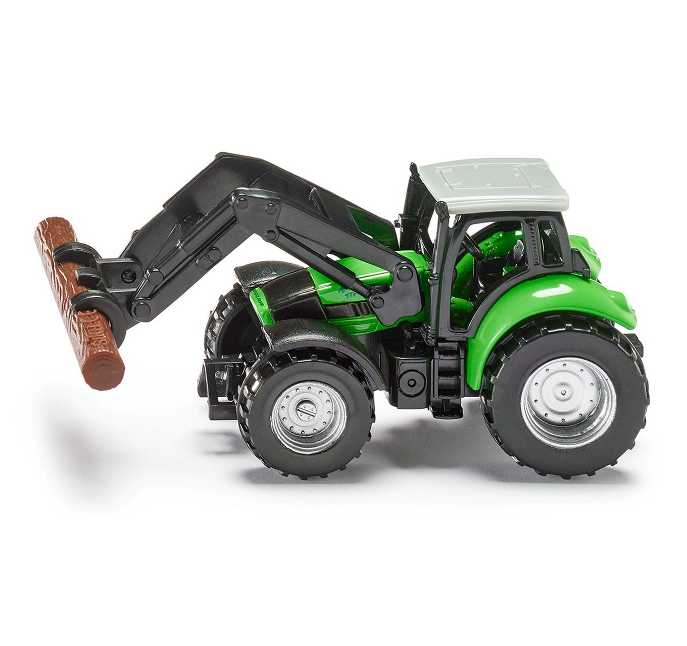 Deutz With Timber Loader