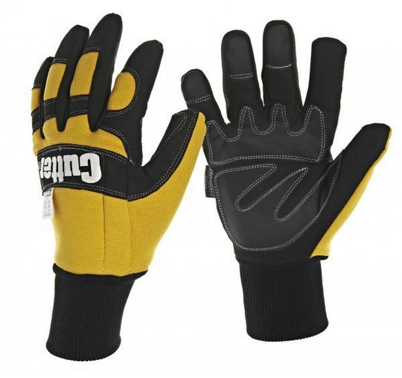 Winter Chainsaw Glove L