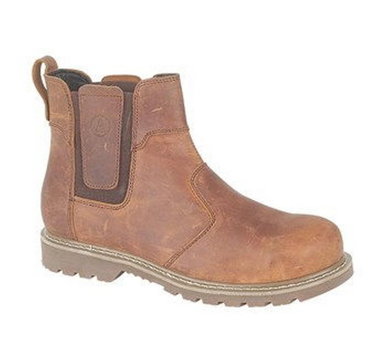 Abingdon Dealer Boot Brown 9