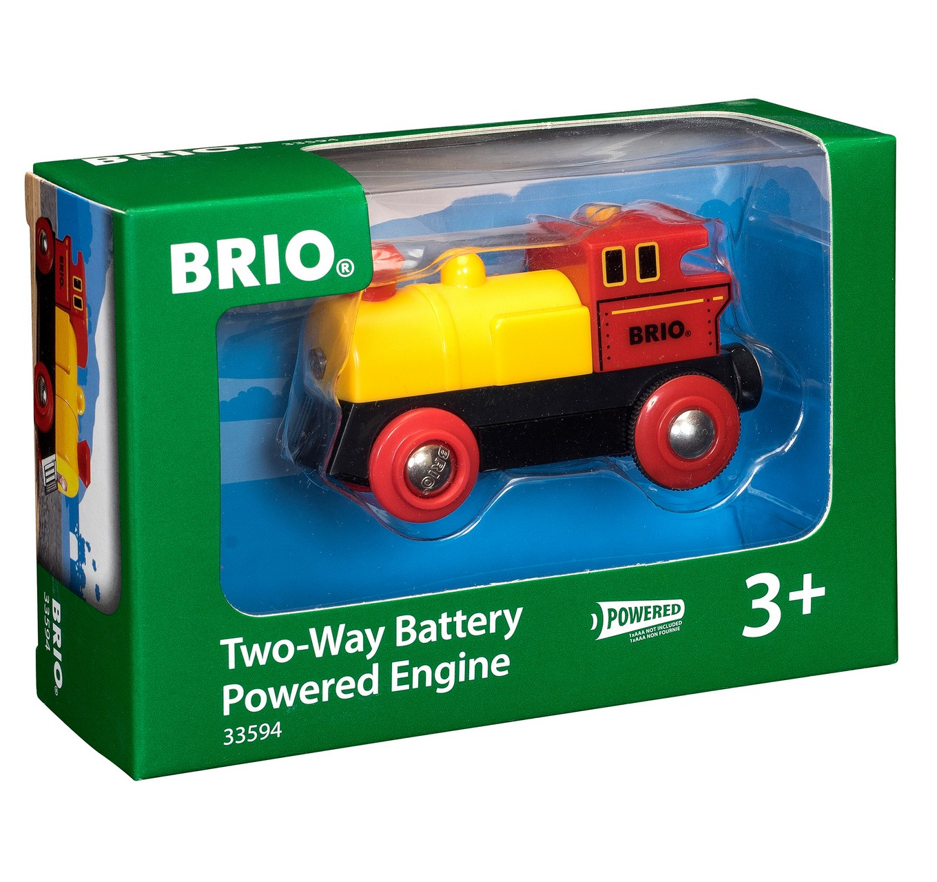 2 Way Battery Powered Engine