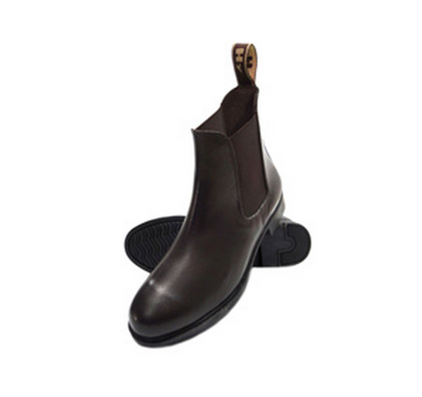 Kids Jodhpur Boot Brown 11