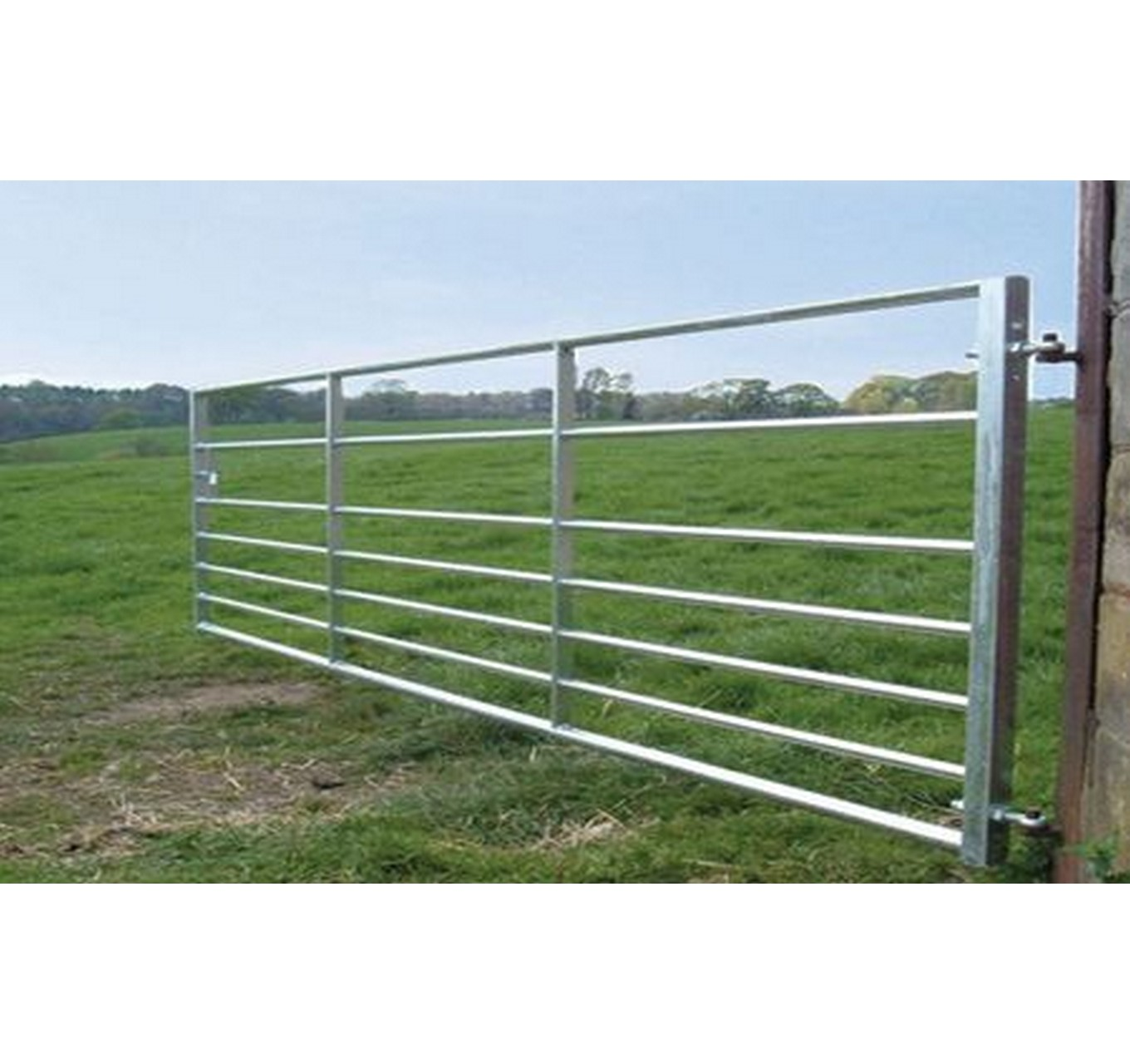 7ft National Field Gate