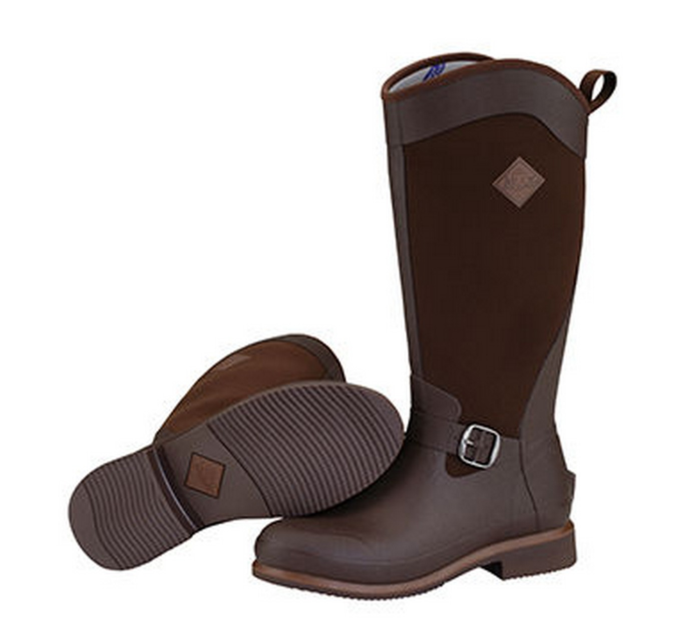 Reign Tall Boot Chocolate 9
