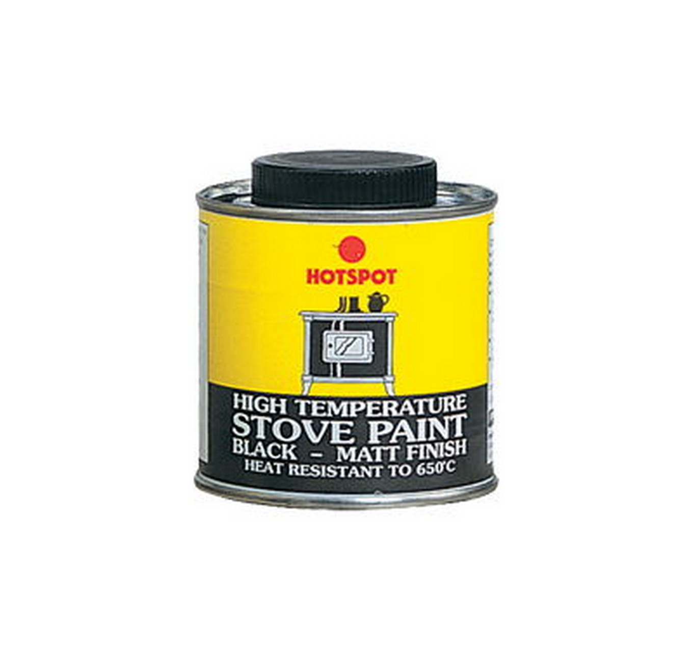 Stove Paint Tin 200ml