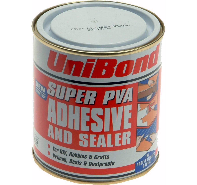 PVA Adhesive & Sealant 500ml