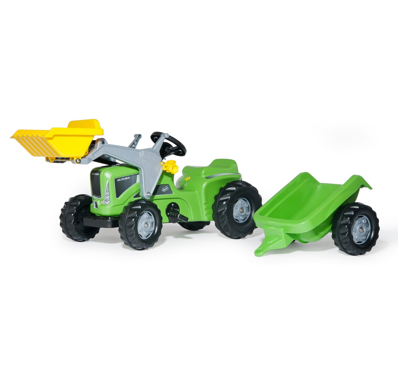 RollyKiddy Futura with Loader