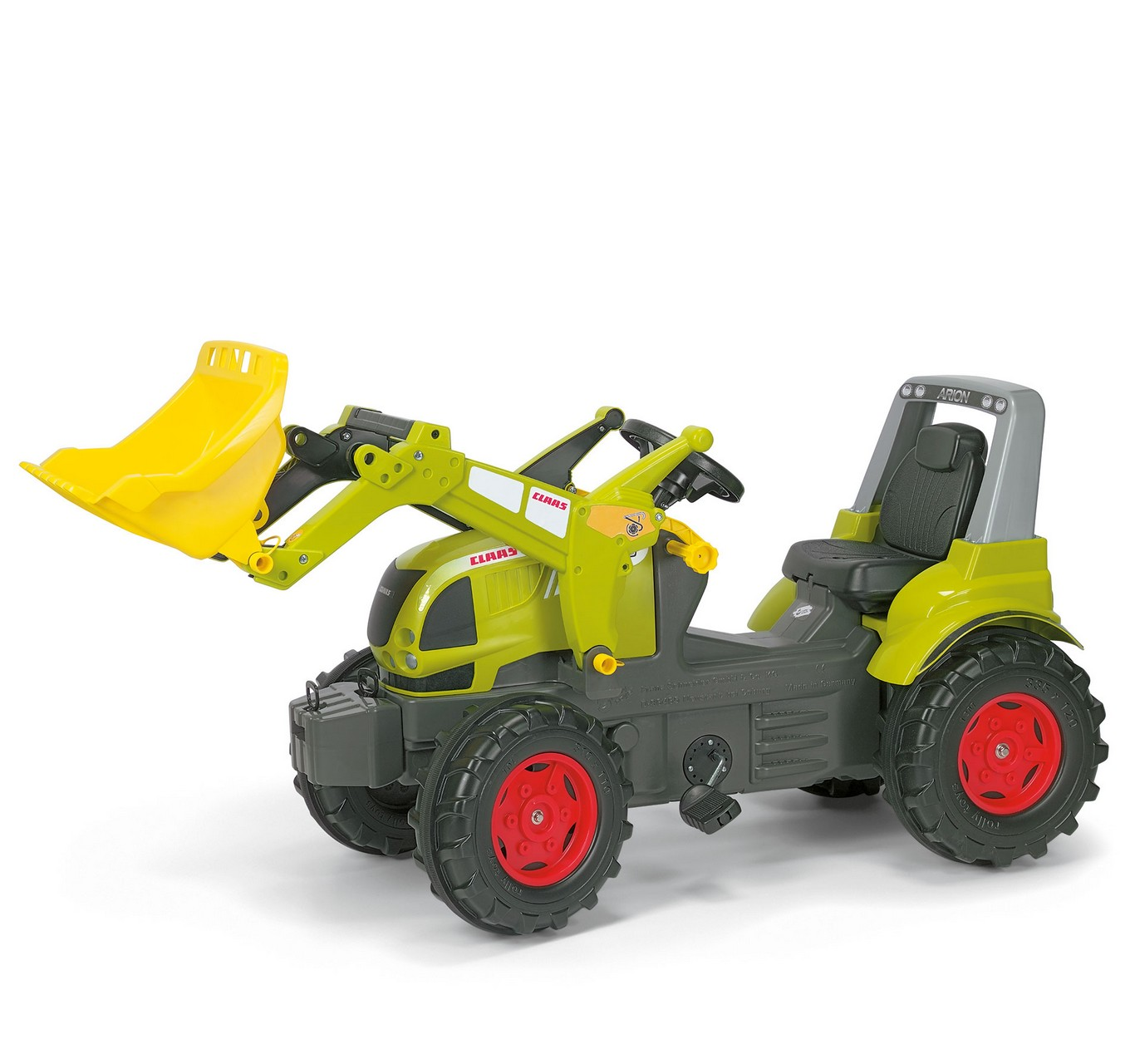 FarmTrac Claas Arion + Loader