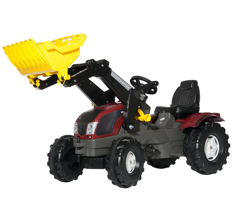 FarmTrac Valtra T213 + Loader