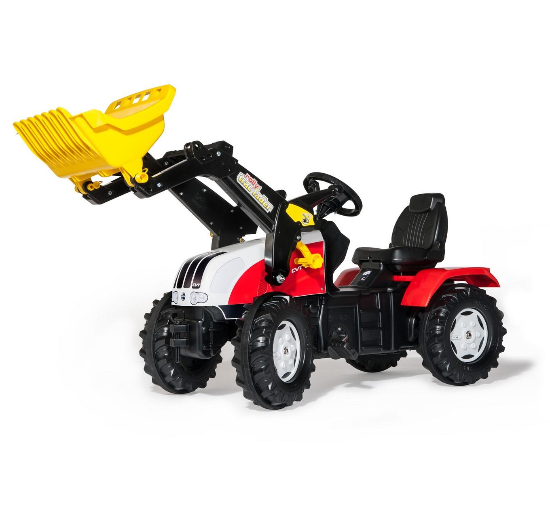 FarmTrac Steyr 6225 + Loader