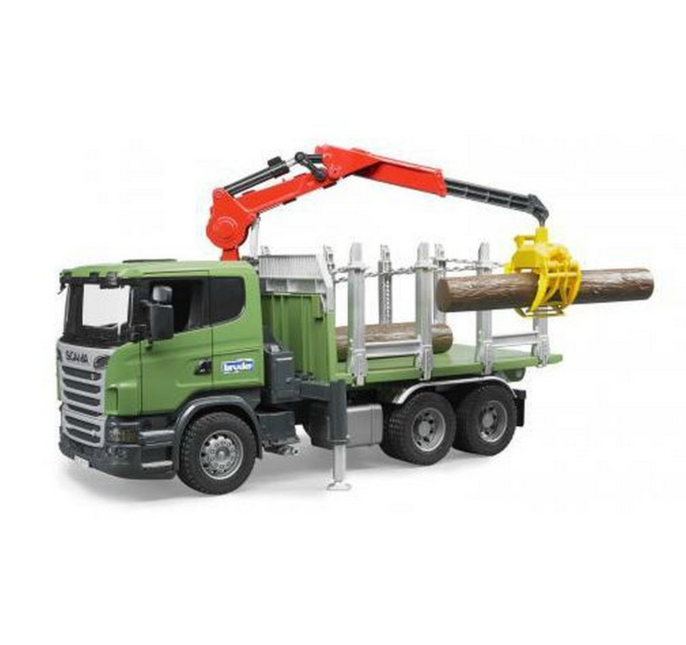 Scania R-Series Timber Lorry