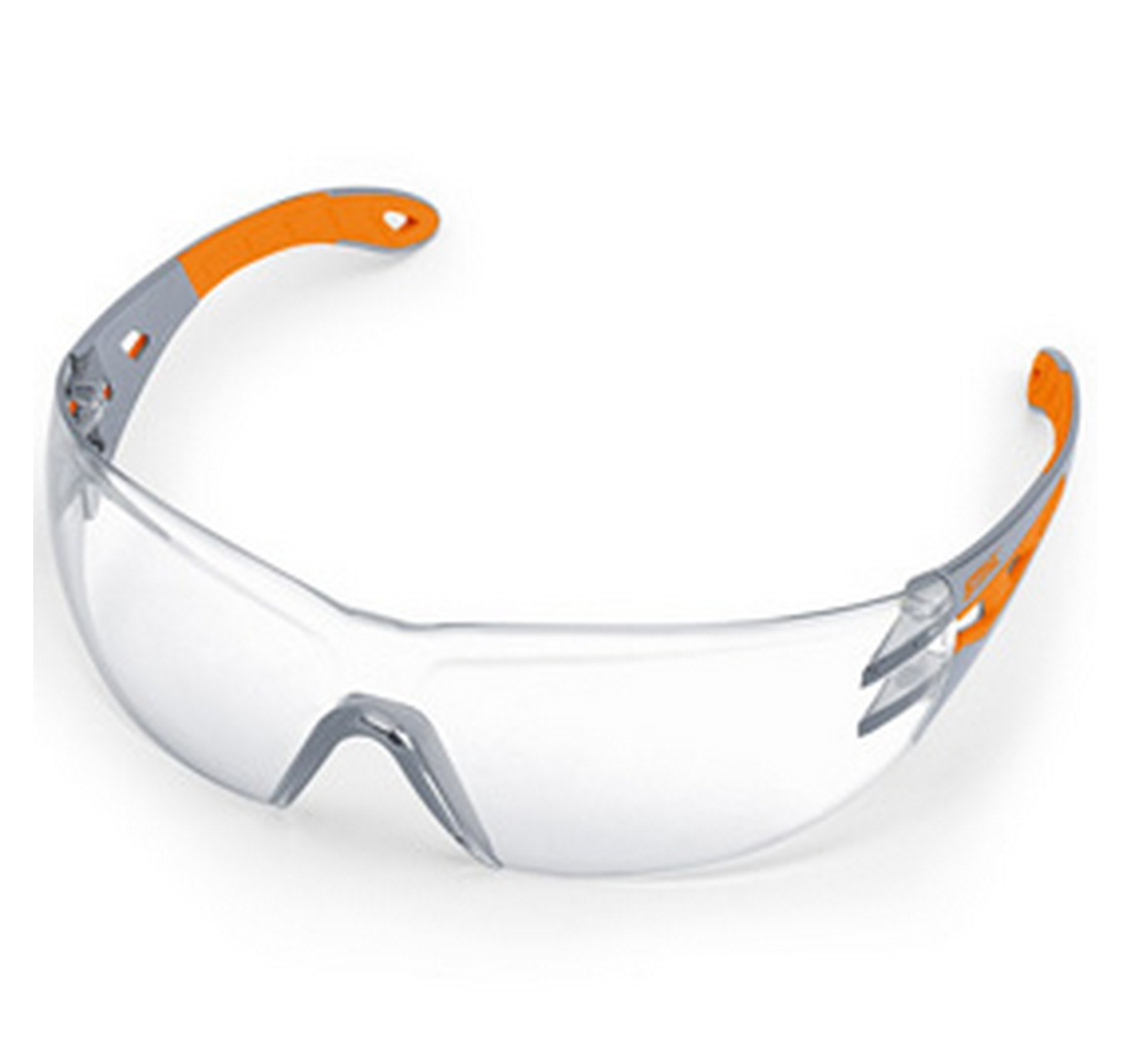 Light+ Clear Safety Glasses