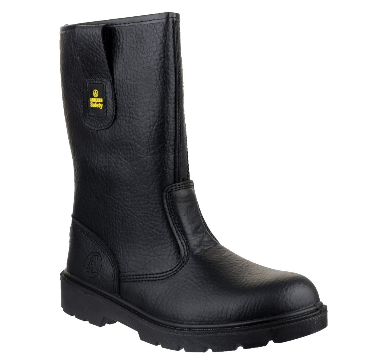 Rigger Boot FS224 Black 4