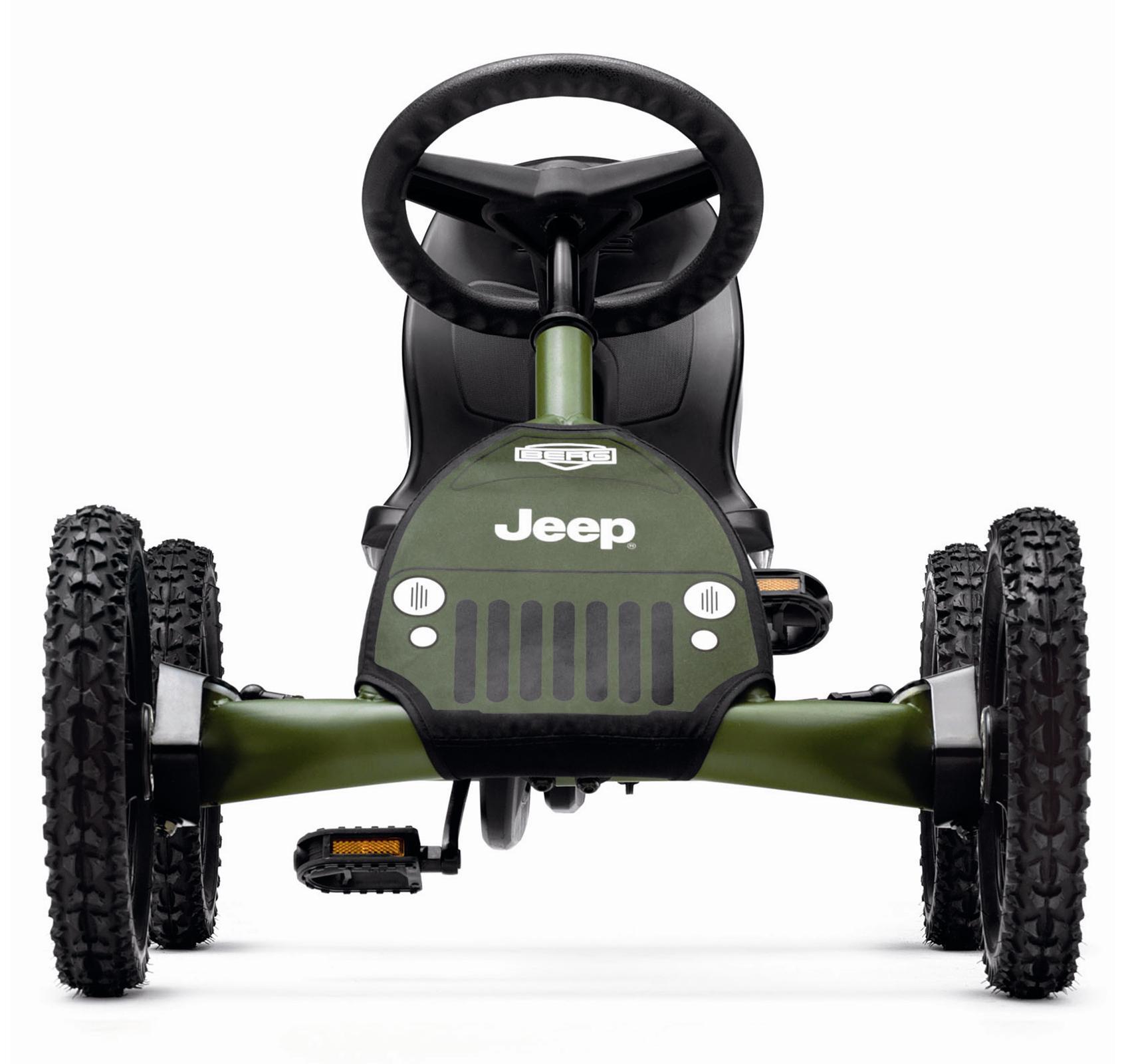 BERG Buddy Jeep