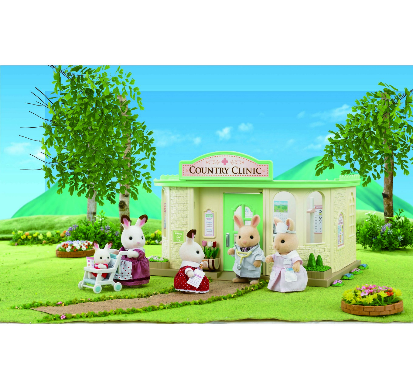 Country Doctor Set