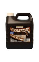 Creocote Dark Brown 4ltr