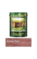 Fencecare Autumn Red  6L