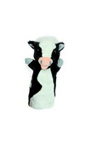 Long-Sleeve Cow Puppet