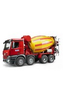 MB Arocs Cement Mixer