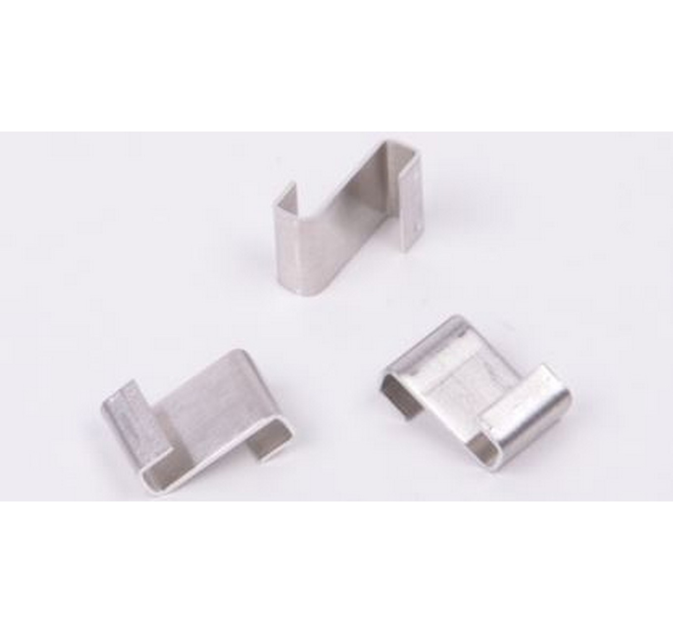 Stainless Steel Lap Clips 50pk
