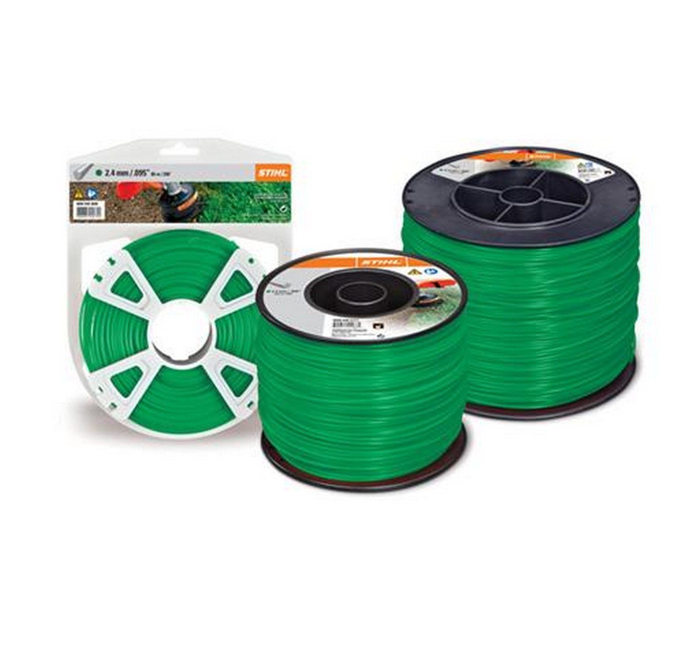 Mowing Line 2.0mm x 119m GREEN