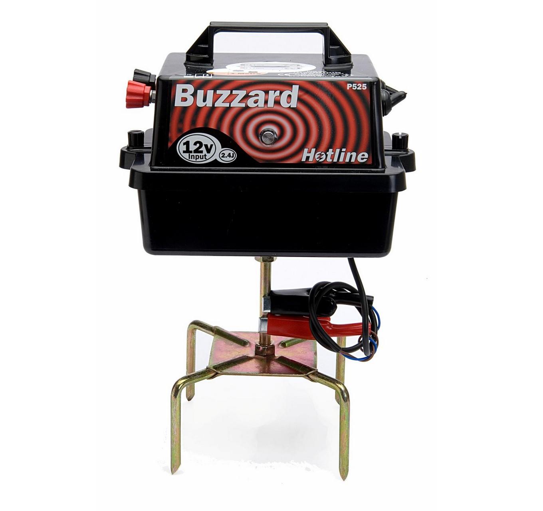 Buzzard 12v Energiser