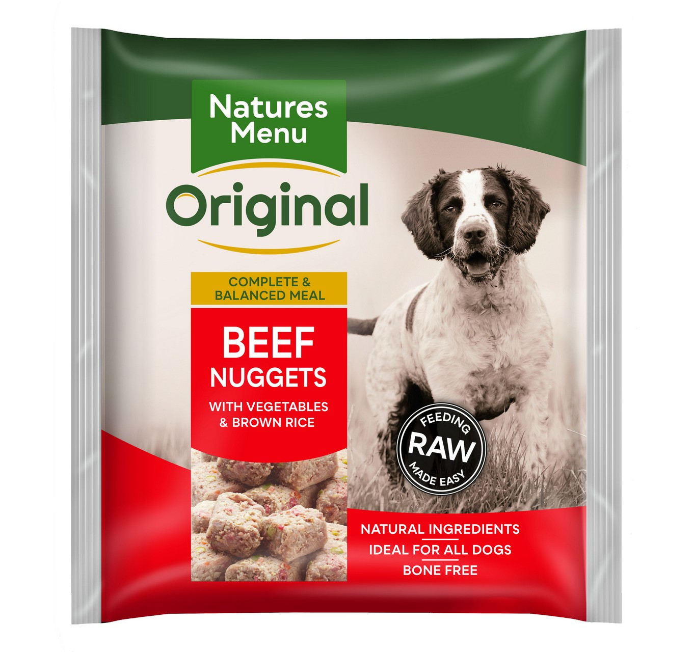 Beef Nuggets 1kg