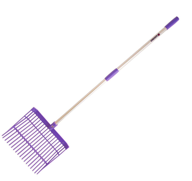 Bedding Fork - Purple