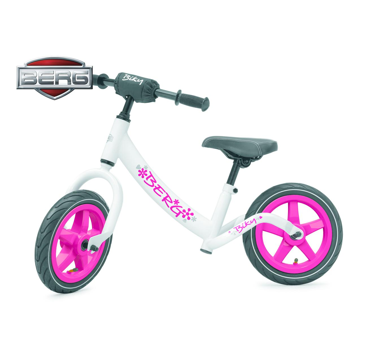BERG Biky - White/Pink