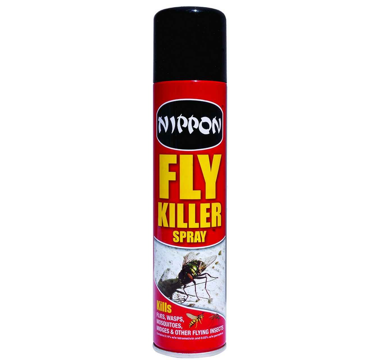 Fly & Wasp Killer Spray 300ml