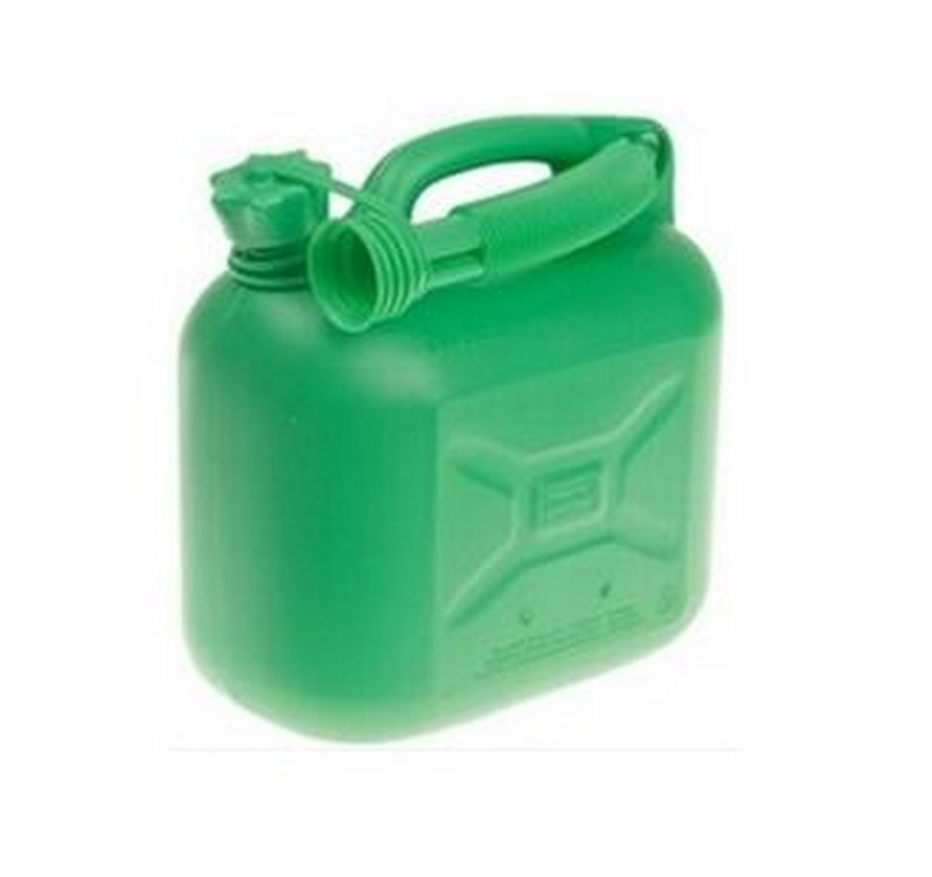 Petrol Can Green 5L