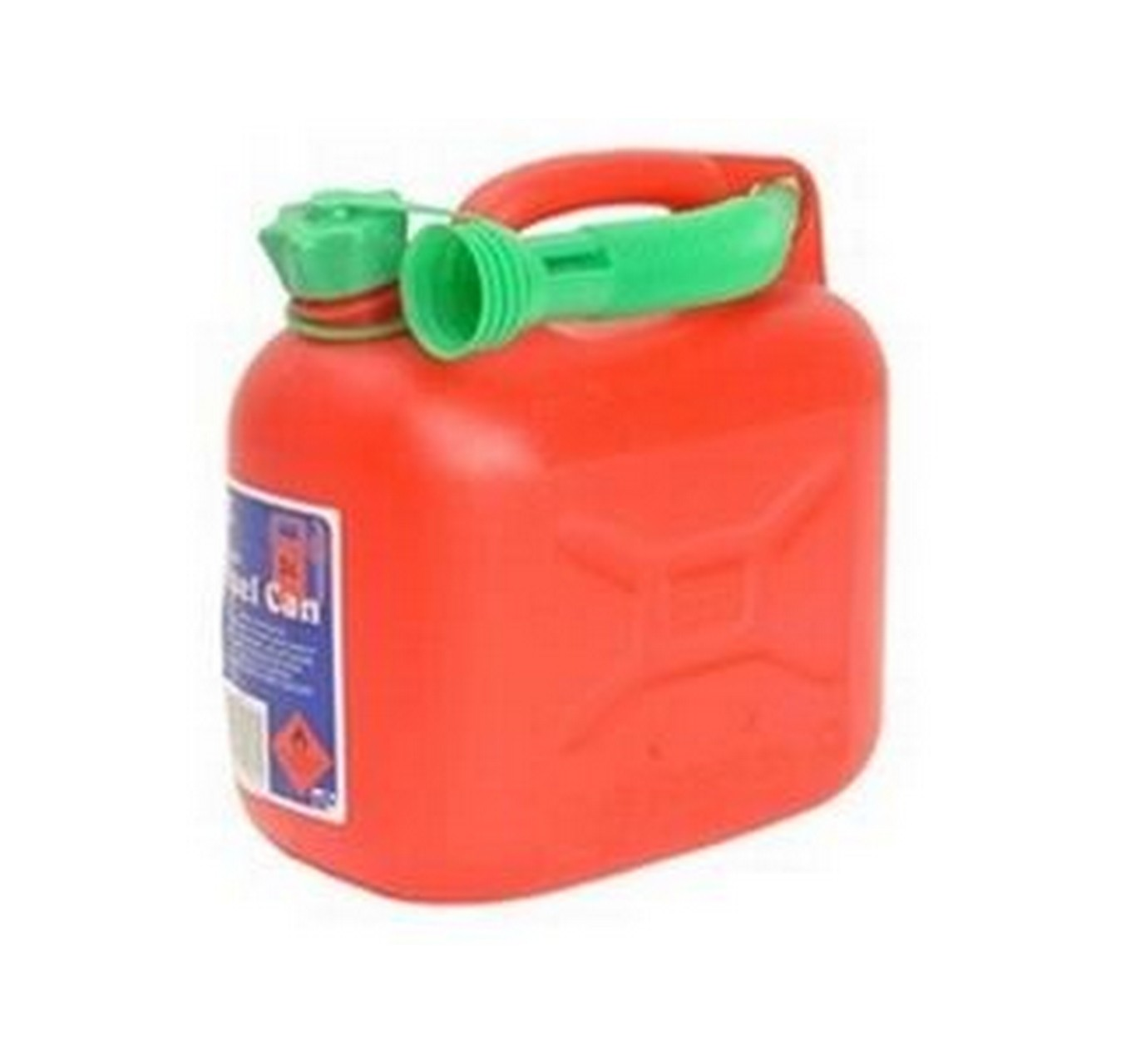 Petrol Can Red 5L