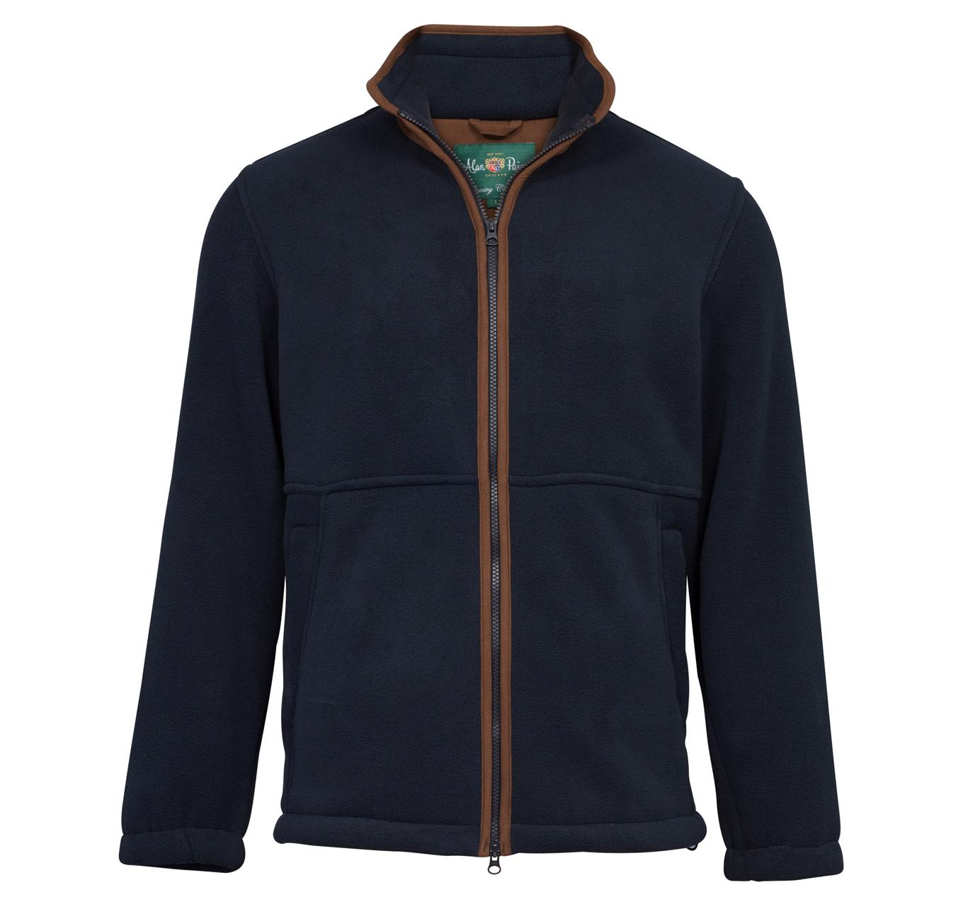 Aylsham Fleece Navy XXL