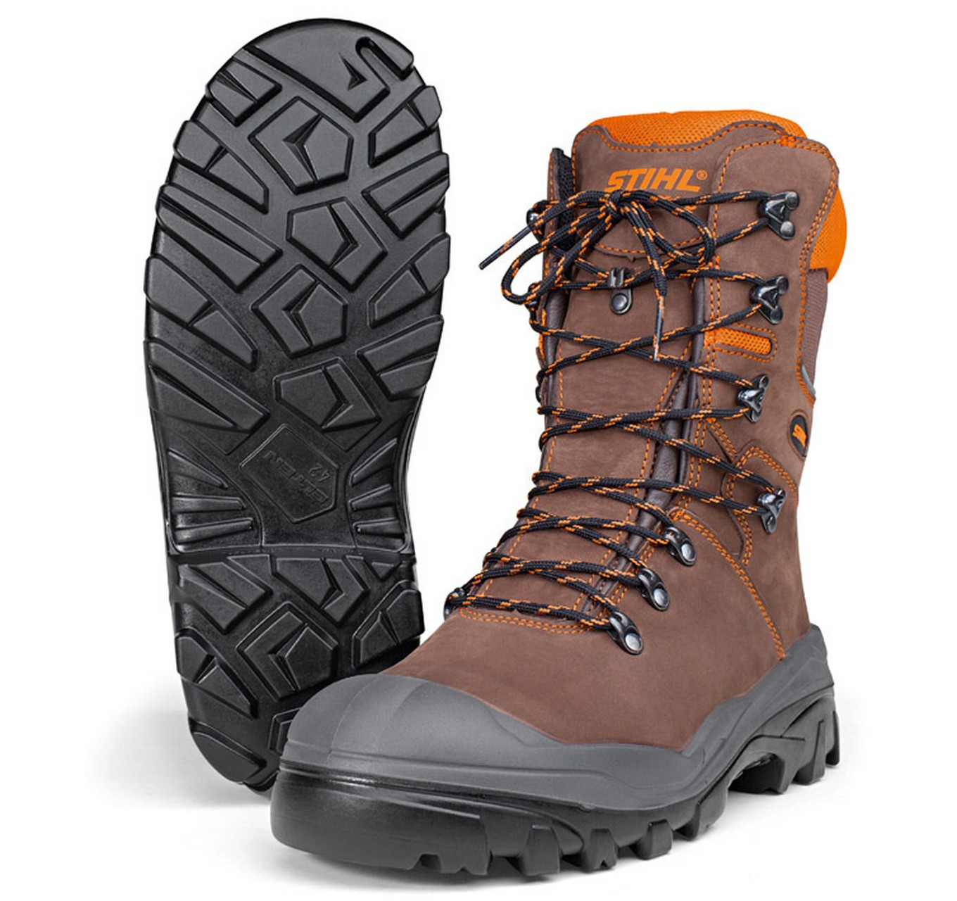 Dynamic S3 Chainsaw Boots 6.5