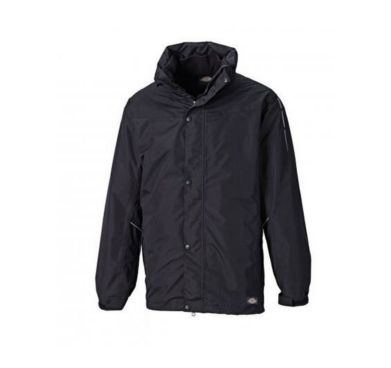 Abbot 3 in 1 Jacket Black XXL