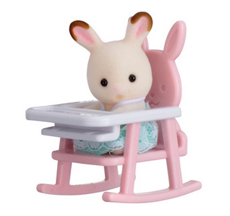 Rabbit on Baby Chair