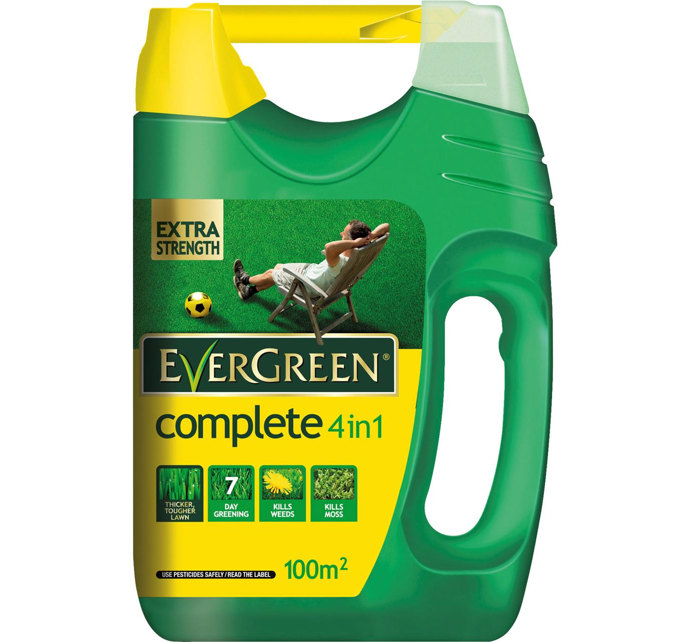 Evergreen Complete 4in1 100m2